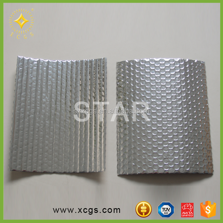 3A-B-3A Aluminum greenhouse bubble foil insulation
