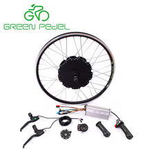 Greenpedel 48V bicycle motor conversion electric bike kit 1000w