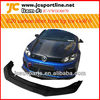 Car carbon bumper lip R20 front bumper carbon fiber lip for VW GOLF 6