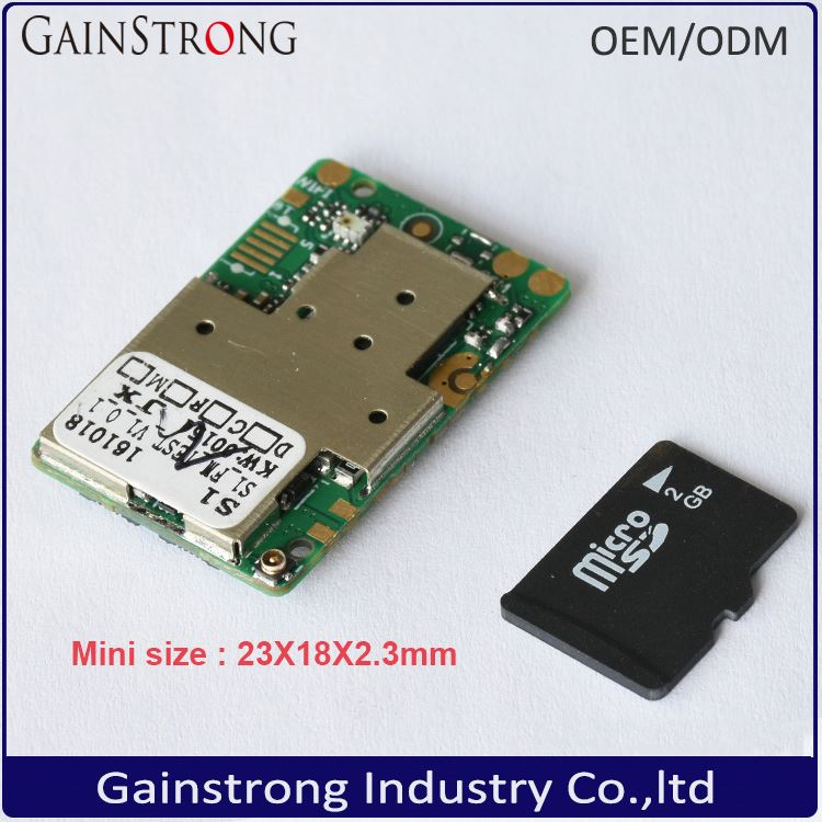Small size built-in terminals of GPS Module and GSM communication module personal location Gps