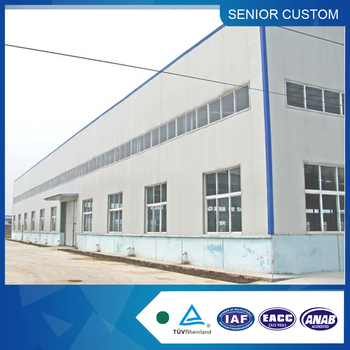 steel structure warehouse building ,factory storage from HEGE foshan