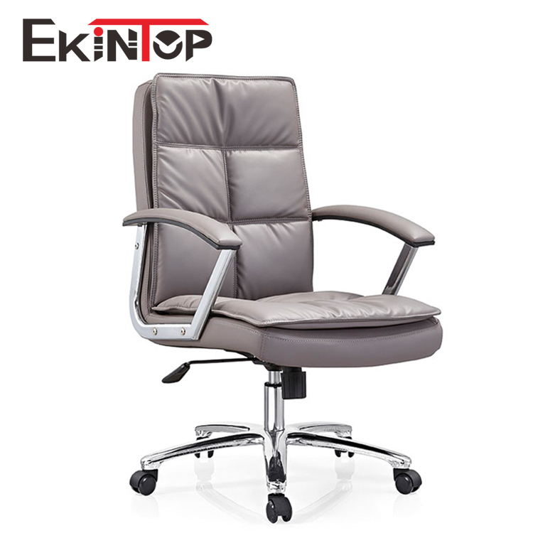 Ergonomic Black High Back Boss Seat Swivel Lift Mechanism Leather Chair with Seat double
