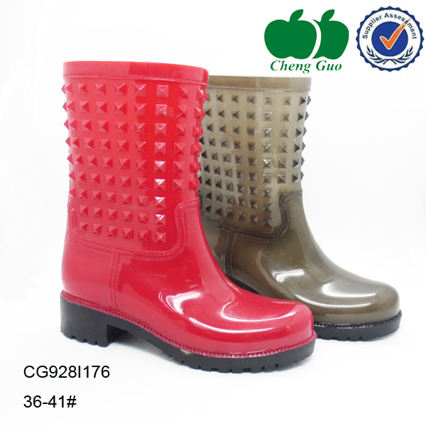 Women Plastic Rain Boots, Women Plastic Rain Boots Suppliers and ...