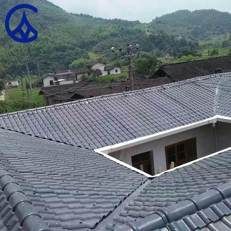 Lightweight Low Cost Plastic Pvc Roof