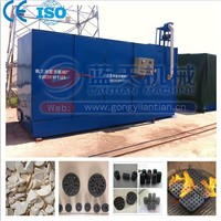 Factory price professional coal charcoal briquette drying machine