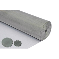 Strong adhesion Pure white titanium woven wire mesh expanded metal mesh for Photocatalyst