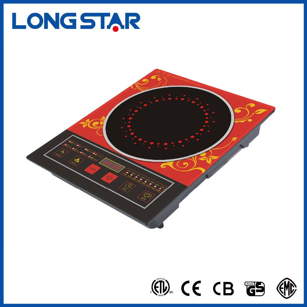 Commercial Induction Cooker 2000W Work Induction