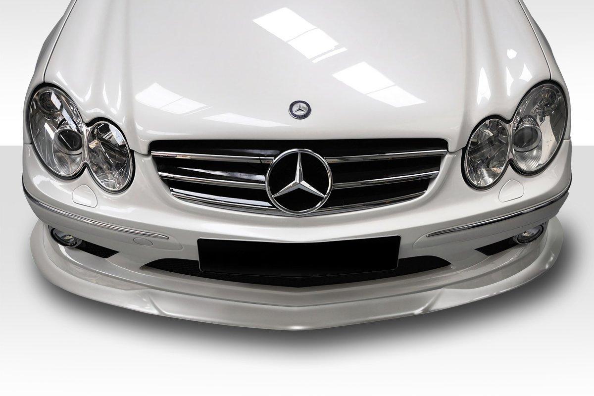 Cheap Mercedes Clk55 Find Deals On Line At Alibabacom 1999 Ml430 Fuel Filter Get Quotations 2007 2009 W209 Duraflex L Sport Front Lip Spoiler 1piece