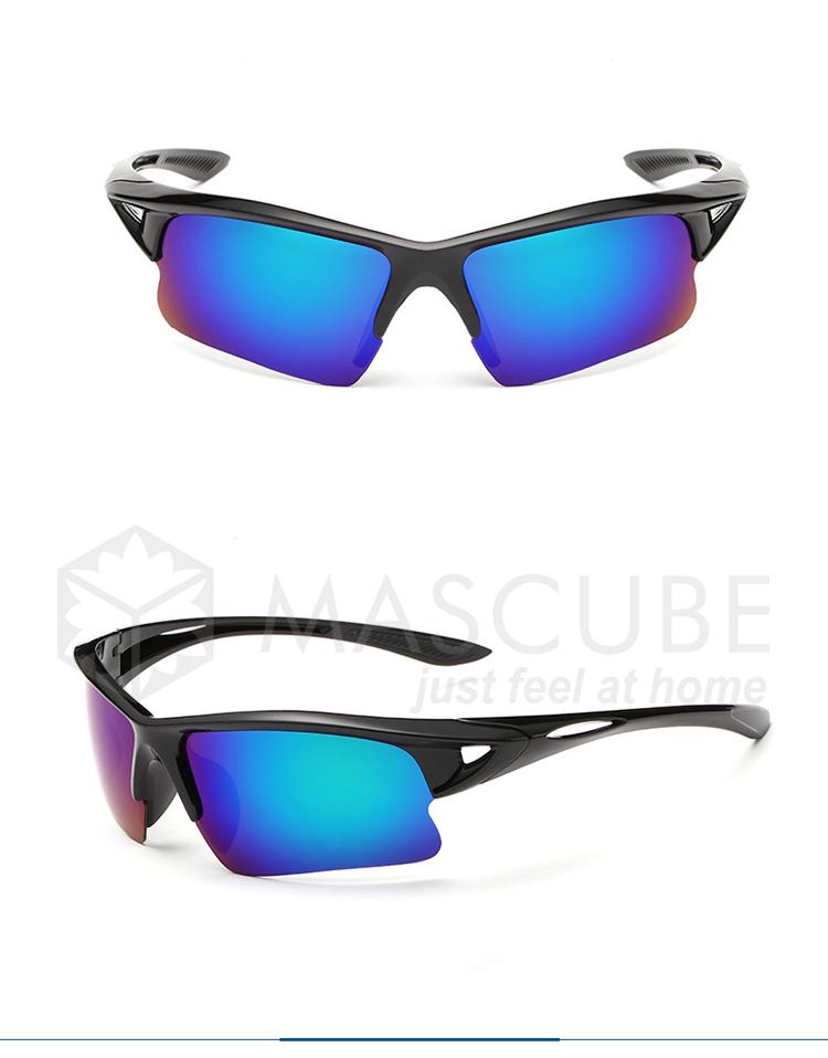 51f512092630 2019 Wholesale UV Protection Sunglasses Outdoor Road Riding Eyewears ...