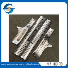 Wholesale 4 pcs internal stainless steel door sill scuff plate for x-trail 2014 2015