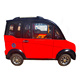 New Model 4 Wheel 3 Seats Smart Cheap High Quality Mini Electric Car for Sale AM475