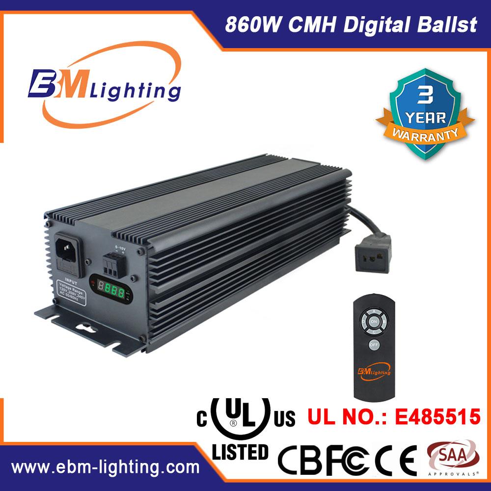 Cmh Bulb 860w 600w 1000w Hydroponic Ballast Grow Systems For ...