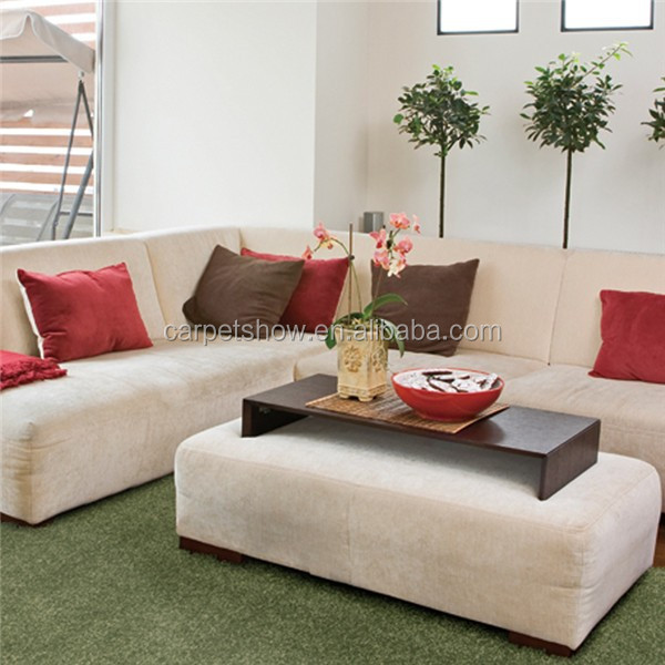 12 colors plain shaggy microfiber carpet