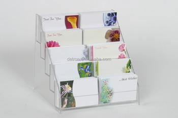 Wholesale custom acrylic gift card display standgreeting card wholesale custom acrylic gift card display standgreeting card display rack m4hsunfo Gallery