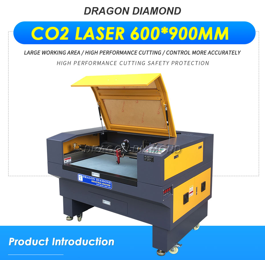 6090 Camera Laser Cutting Engraving Machine Crafts Products