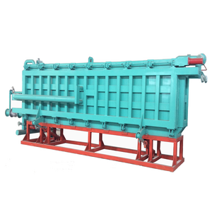 EPS lost foam lightweight concrete wall panel forming machine