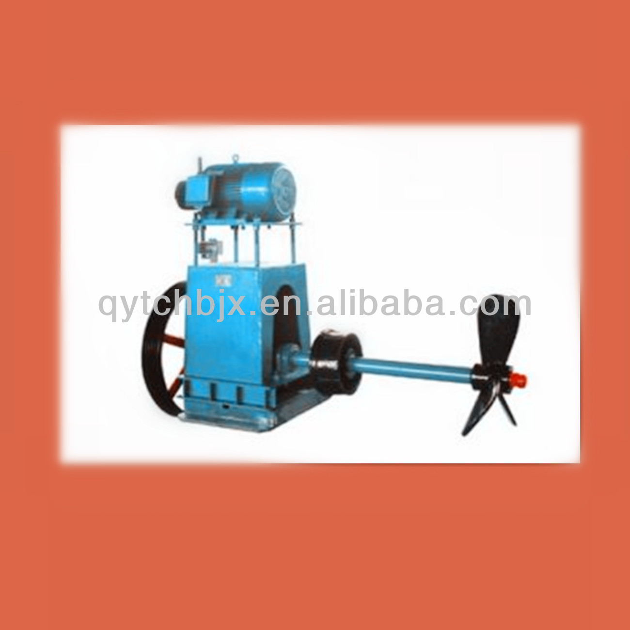 High Efficiency Agitator for paper pulp making