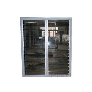 Australian standard lowes aluminum double glazed sliding windows / casement window / bifold window