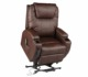 Electric Rise Recliner Leather Armchair Sofa Home Lounge Chair Massage Heated Recliner Lift Chair for Elder