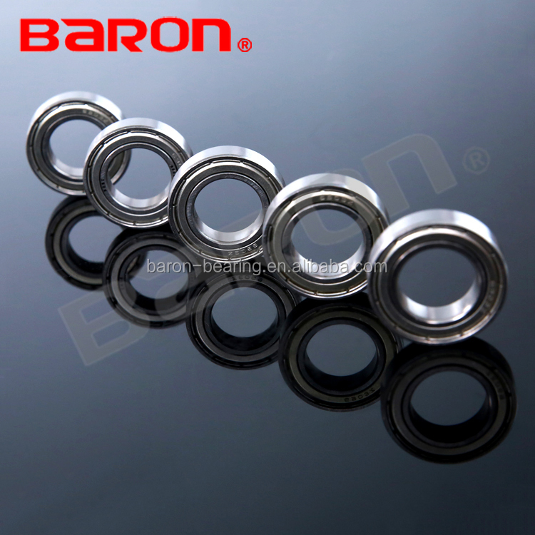 factory sell low noise 6903 zz hybrid ceramic ball bearing for Automatic transmission gear ratio part