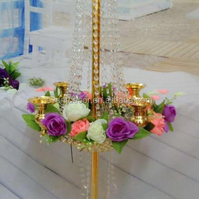 tall metal flower stands wedding-Source quality tall metal flower ...