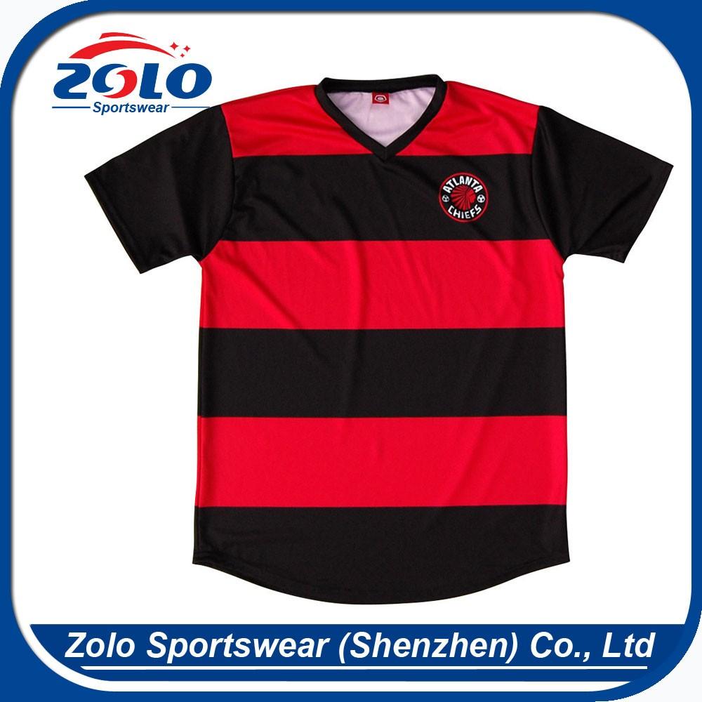 Proveedor directo de fábrica reversible no logo uniformes de fútbol barato  ... 73bac21cb7deb