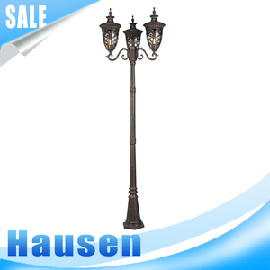 Hausen designer custom-made old style street lights