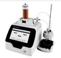 Automatic Titrator with Tem/pH/mV measuring lab/medical equipment