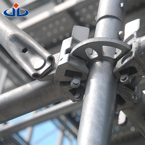 Hot dip Galvanized Ring Lock Scaffolding System for Exterior Building Construction ring lock