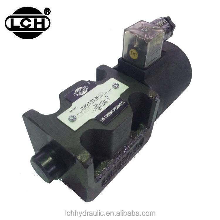 YUKEN type DSG-01-2B2-A240-N1-50 Hydraulic directional solenoid control valves no leakage solenoid valve