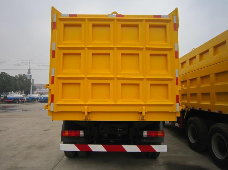 FAW 6 * 4 270hp 10 tekerlekli damperli 25 metreküp damperli kamyon tanzanya için