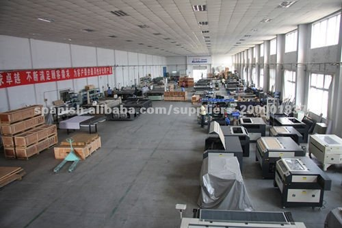 Richpeace big size table laser cutting machine