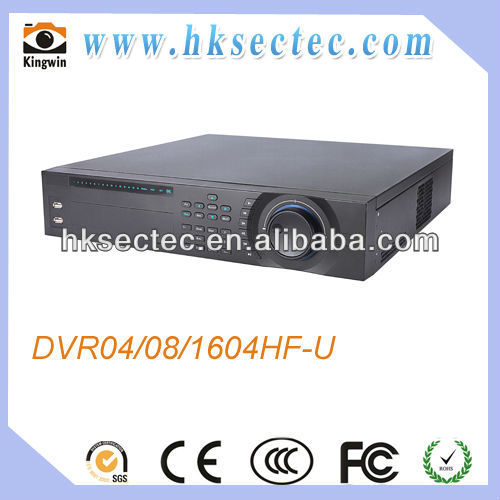 8/16/32 channel analog and IP 2U DVR
