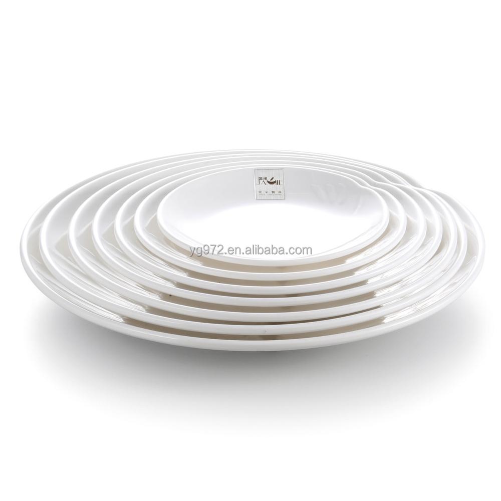 Factory Wholesale Cheap Oval Ceramic White Square Melamine Dinner Plate  sc 1 st  Alibaba & Factory Wholesale Cheap Oval Ceramic White Square Melamine Dinner ...