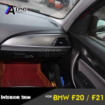 F20 Auto-interieur Koolstofvezel Trimmen Kit Voor Bmw 1 2 Serie F21 ...