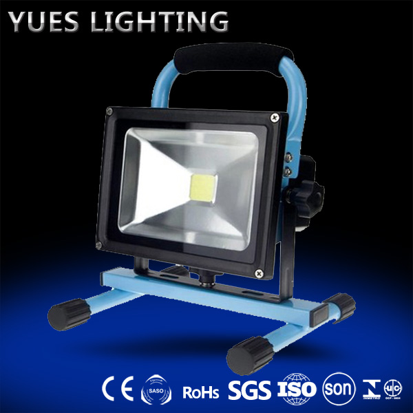 China manufacturer DC 12V 50W led flood light colour shell 2700K Ra 80 good quality