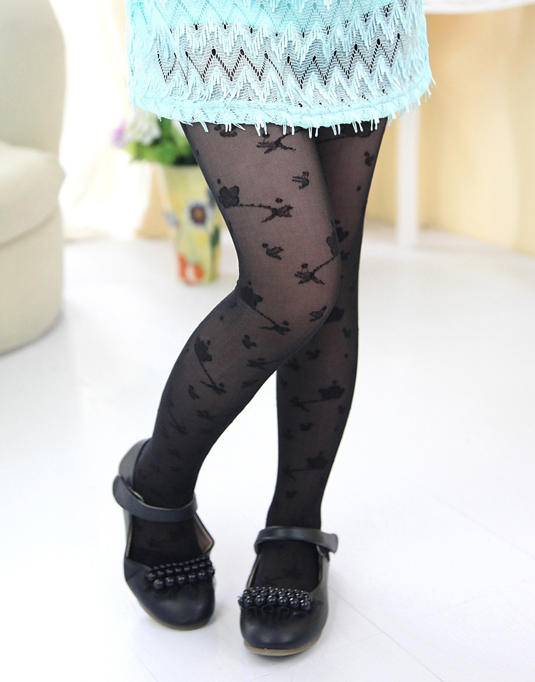 ff8b652a56488 Get Quotations · Baby Girl's Tights Fashion Print Pattern Fashion 10 Colors  Cute Children Girls Kids Stockings Tights