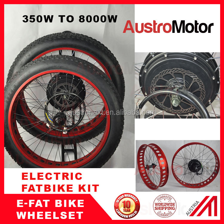 electric fatbike conversion kits 500w 3000w 12000w ebike kit 5000w