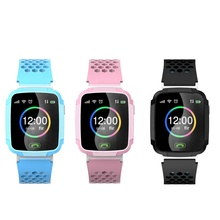 smart watch gps sim watch tracker children Tracking Device watch with sim card GPS/GPRS/ GSM And SOS call persona wrist