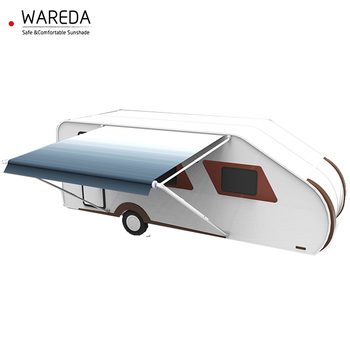 Cheap Price Aluminum Manual Roll Out Caravan Rv Awning ...