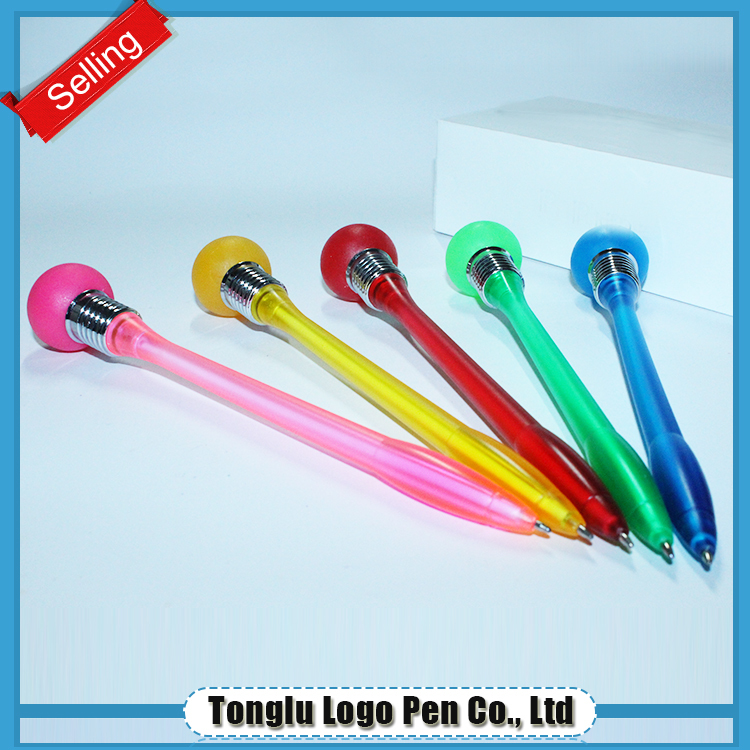 Factory hot sale stationary gift pen,wholesale pen with light