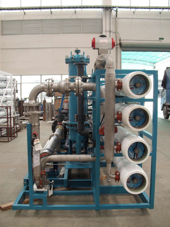 Purified Reverse Osmosis Water Plant Price seawater Desalinated
