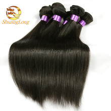 Factory directly KBL grade 8A 100 virgin remy Brazilian human hair extensions large stock