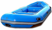 Wholesale Customized Inflatable 12 Persons Drifting White Water Rafts