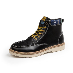 Popular Design Cowboy Boots For Men,Customize Color and Size Shoes Men Boots