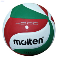 Molten 4500 Voleybol Topu Cheap price Indoor Sports Soft Size 5 Good Quality Volleyball Custom Logo Volleyball