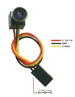 A-1.5G Factory Cheap 1000TVL Hidden 720P Mini CCTV Camera for Security Micro Cam
