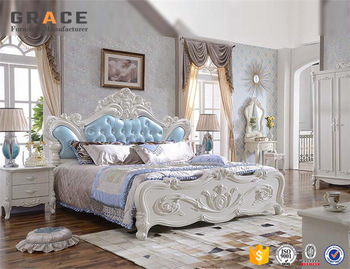 Ethiopian Solid Wood Furniture Bedroom