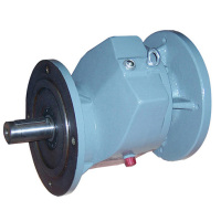 REC/R series helical gear electric motor speed reducer mechanical mini reducer for troweling machine