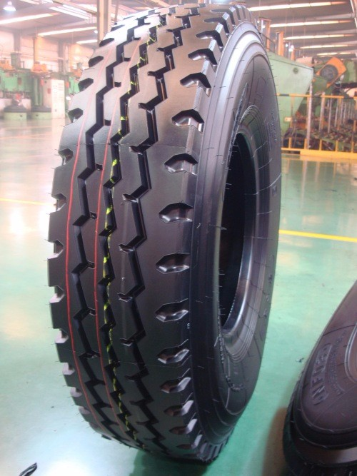 Cheap new 9.00r20 10.00r20 11.00r20 truck tyres with GCC ECE